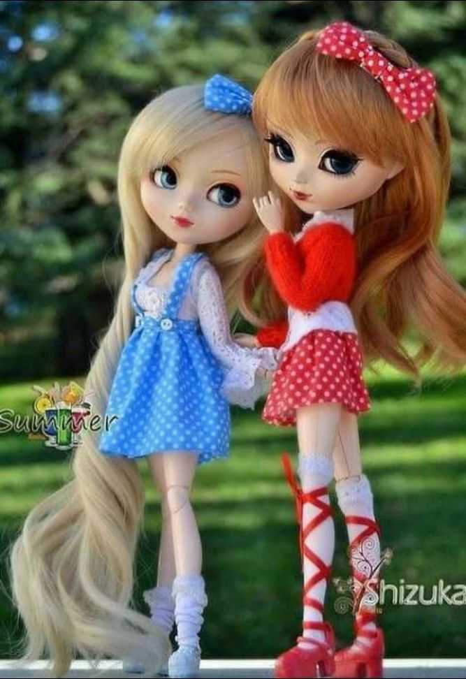 🐤 doll wallpaper - Summer * * Shizuka - ShareChat