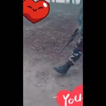 👮❤👮fouji foujn love - ShareChat