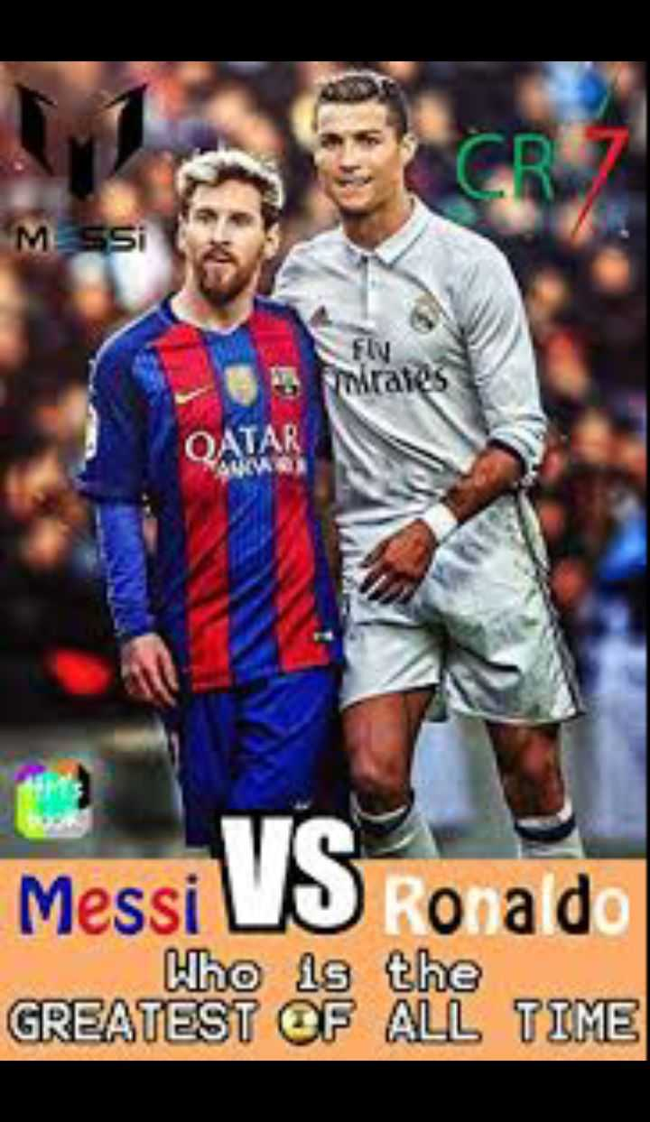 ⚽ favourite ਫੁੱਟਬਾਲ ਮੈਚ ਯਾਦਾਂ - MESSI fly rates QATAR Messi VS Roma do GREATEST TIME - ShareChat