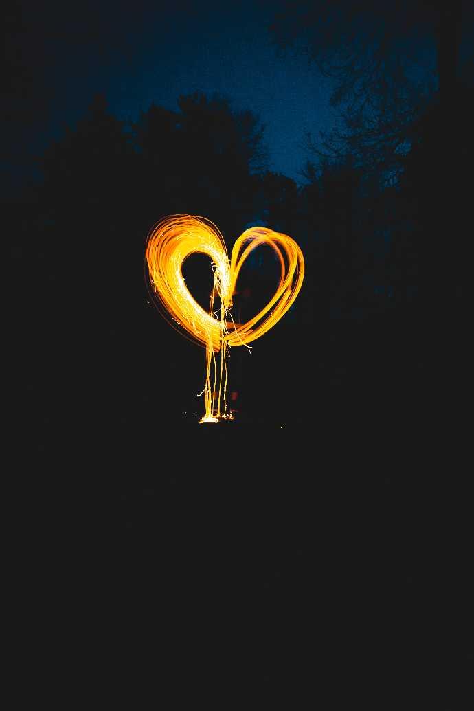 feeling of heart - ShareChat