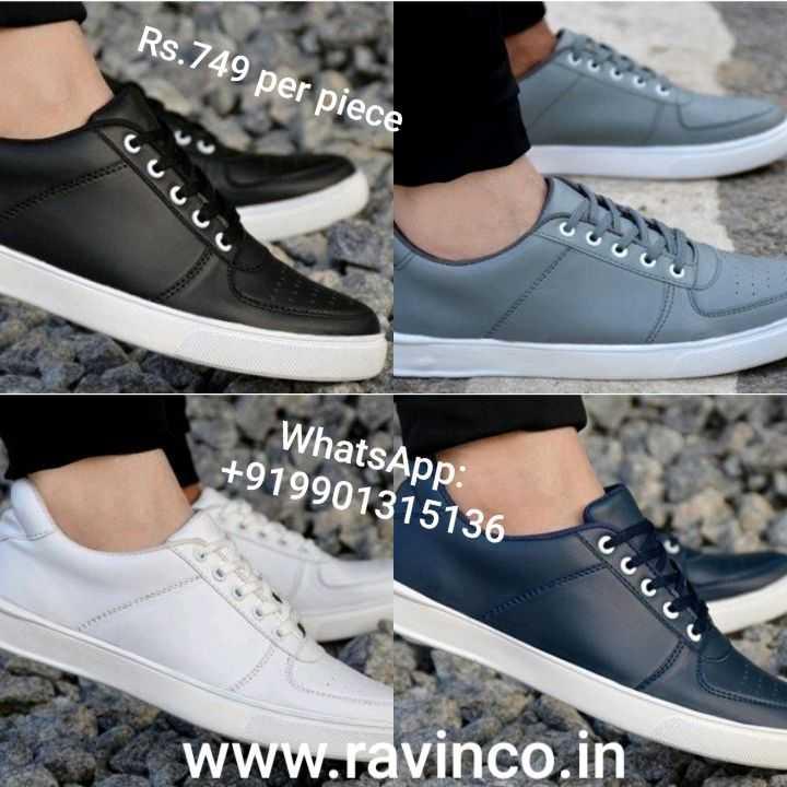 footwear - Rs . 749 per piece UU WhatsApp : + 919901315136 WWW . ravinco . in - ShareChat