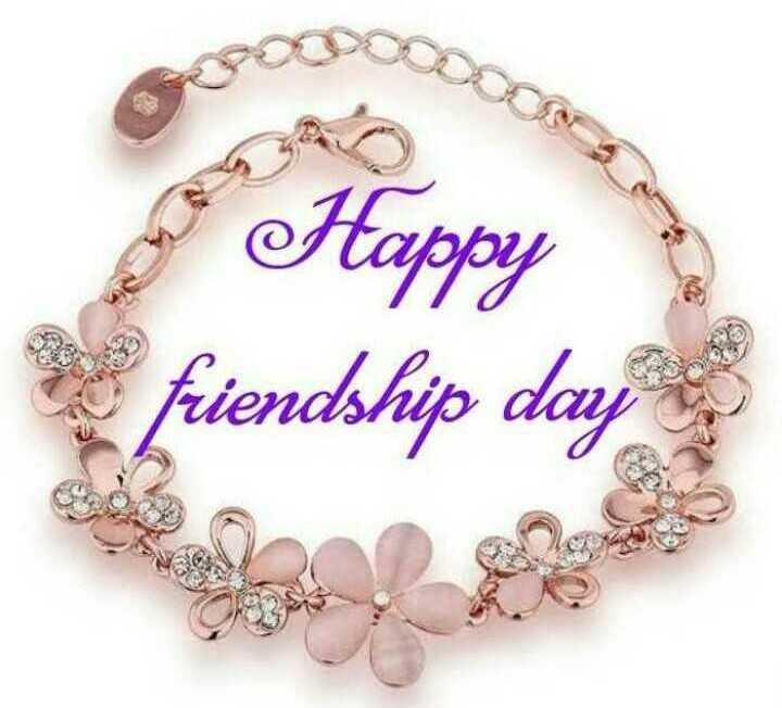 friendship status - & Happy friendship day - ShareChat