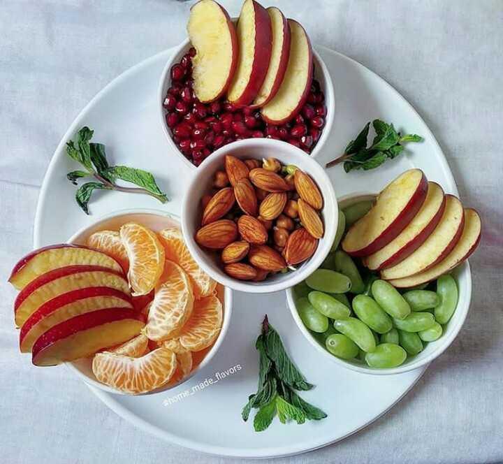 🍋🍌🍅🍓🍒fruits🍒🍓🍅🍌🍋 - # homemade _ flavors - ShareChat