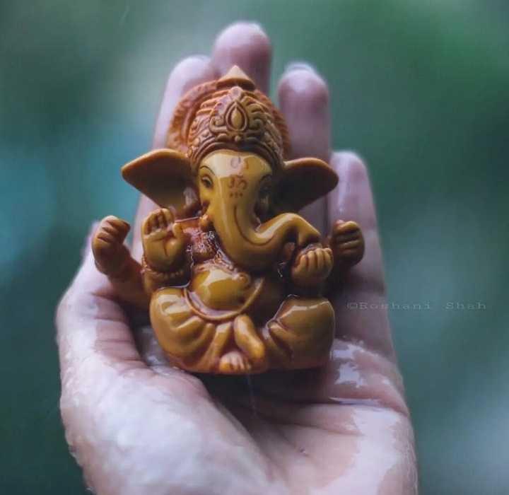 # ganpati - ©Roshani Shah - ShareChat