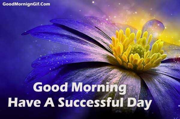 🌞good morning🌞 - Good MornignGif . Com Good Morning Have A Successful Day - ShareChat