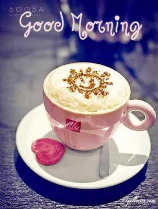 good morning ☕ - 5 005 A Good Morning - ShareChat