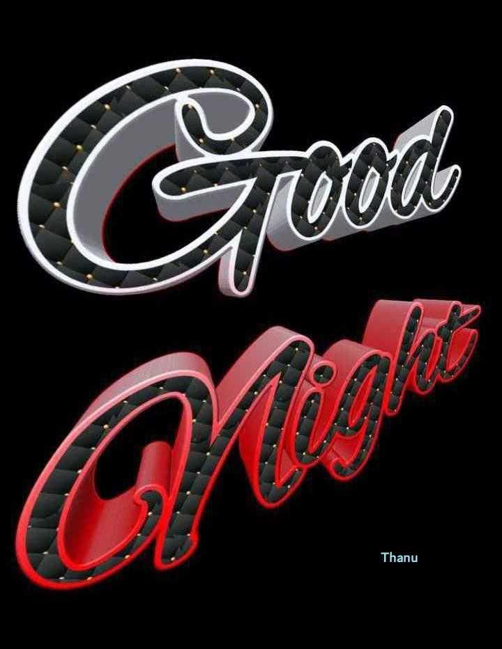 💙 good night 💙 - Good Thanu - ShareChat