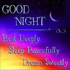 🌹🌹good night 🌹🌹 - GOOD NIGHT Rest Deeply Sleep Peacefully Dream Sweetly - ShareChat