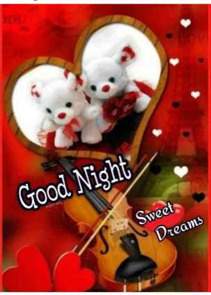 good night 🌹 - Good Night Sweet Dreams - ShareChat