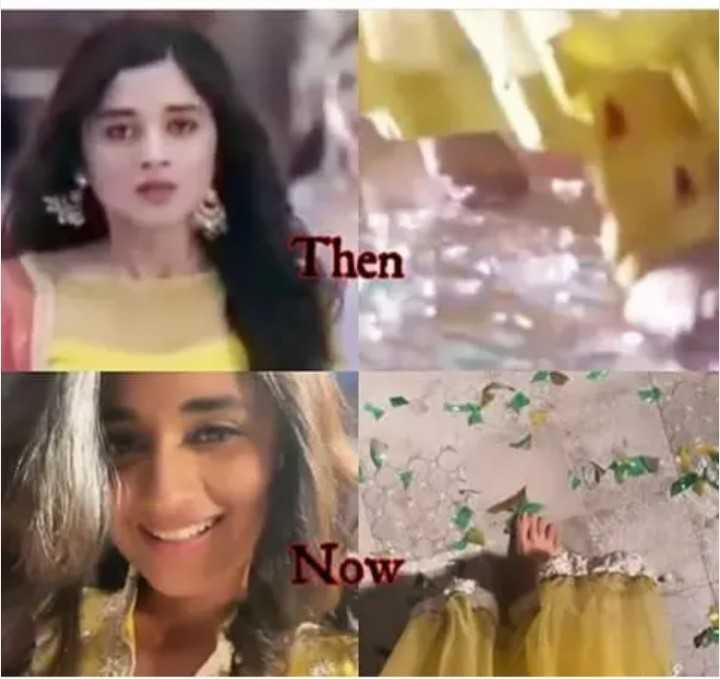 guddan - Then Now - ShareChat