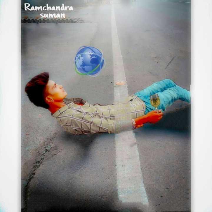 hair style💇 - Ramchandra Suman - ShareChat