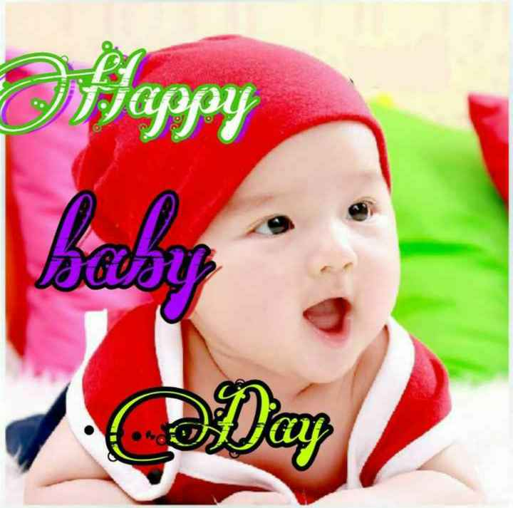 👶🏼 happy Baby day - Happy baby Day - ShareChat