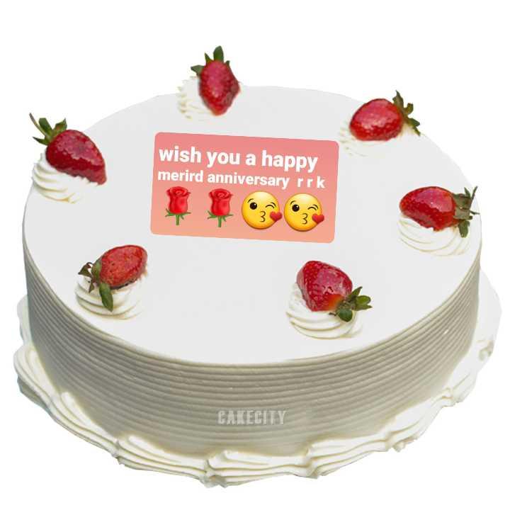 💘happy 💝anniversary 💖💞💛💚👌 - wish you a happy merird anniversary rrk GALLE - ShareChat