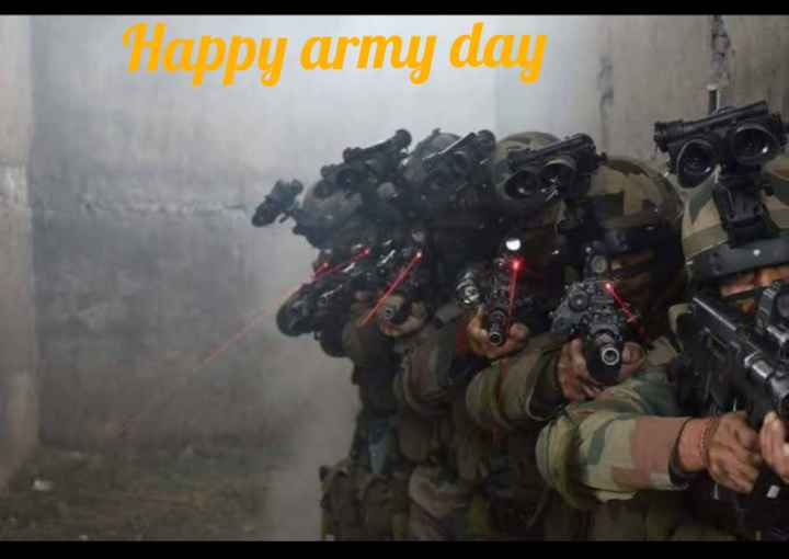happy army day - Happy army day - ShareChat