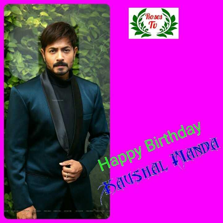 🍬happy birthday 🎂 - Roses Happy Birthday HAUSHAL FIANDA - ShareChat