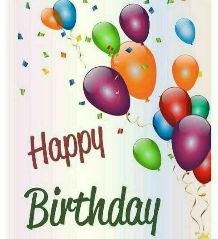 🎂 happy birthday 🎂 - HappЧ Birthday - ShareChat