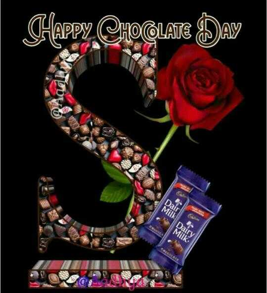happy  chocolate day 💓 - HAPPY CLOCLATE DAY Ang Mill Dairy Milk - ShareChat