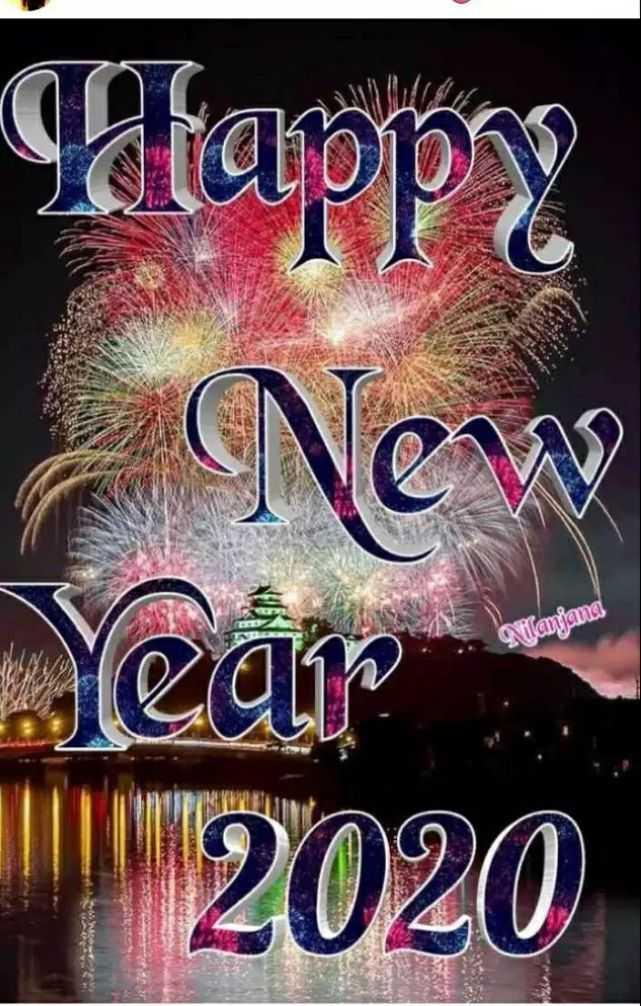 happy new year... - Jappy New . . ection 2020 Nilanjana - ShareChat