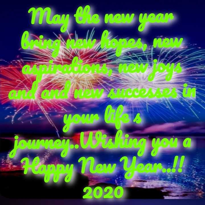 happy new year... - man the new year பொப்பா ம மா மற்றும் வன்மை அறுகம் A inwey . . washing your a S onny New Year 2020 - ShareChat