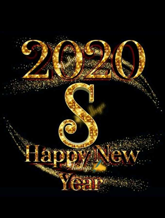 🌷Happy new year🌷2020🌷 - 2020 Happy New - ShareChat