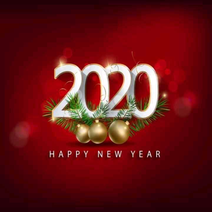 🌹🌹happy new year 2020🌹🌹 - 2020 HAPPY NEW YEAR - ShareChat