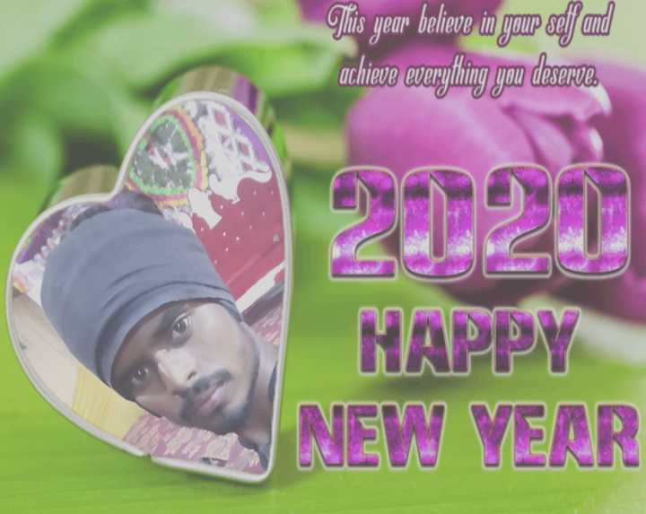 # happy new year - Tis you believe in your dj and achieve everything you deserve . HAPPY NEW YEAR - ShareChat
