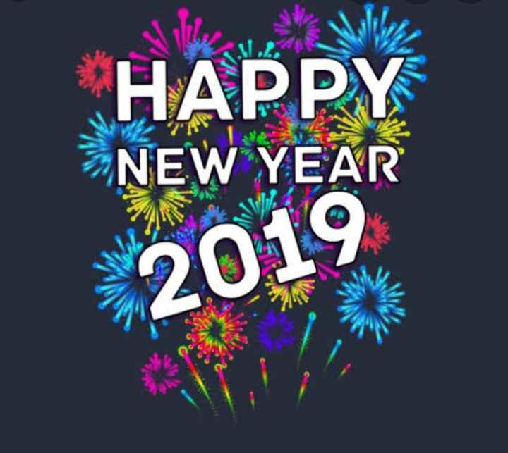 happy new year 😊😊 - NUUS . HAPPY NEW YEAR VI 2019 - ShareChat