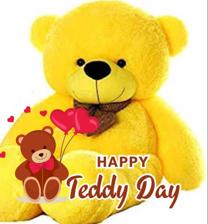 happy teddy day - HAPPY 00 Teddy Day - ShareChat