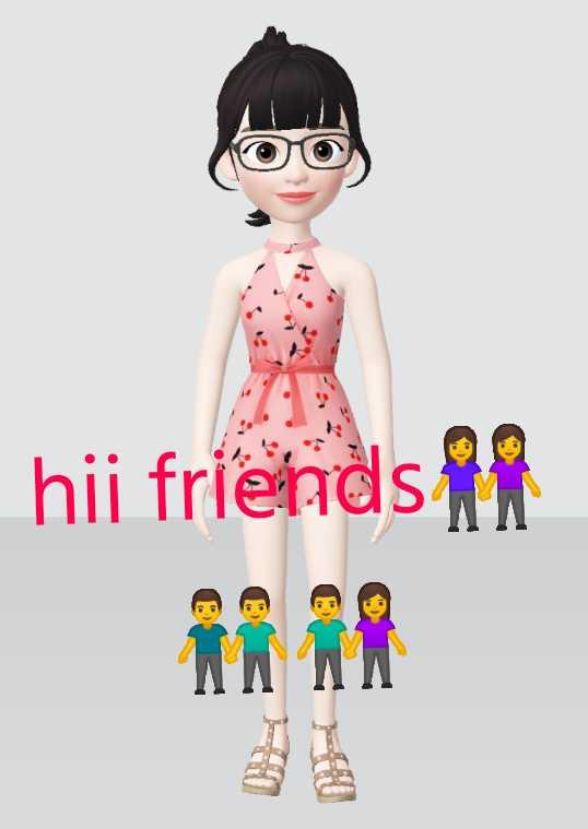 hii.. - hii friends ik - ShareChat