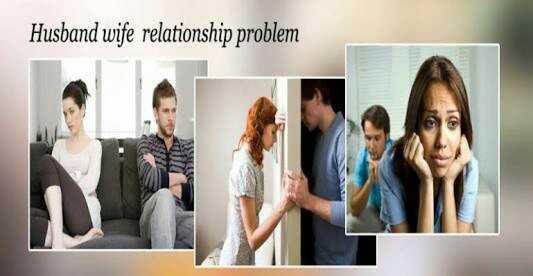 husband wife - Husband wife relationship problem - ShareChat