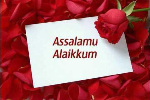 💐🌹ibadat🌹💐 - Assalamu Alaikkum - ShareChat