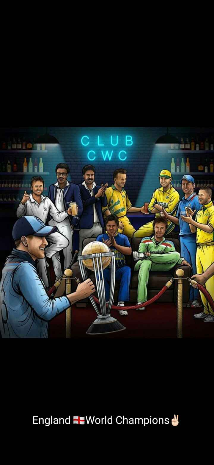 🏏icc cricket world cup 2019🏆 - CLUB CWC England : : World Champions y - ShareChat