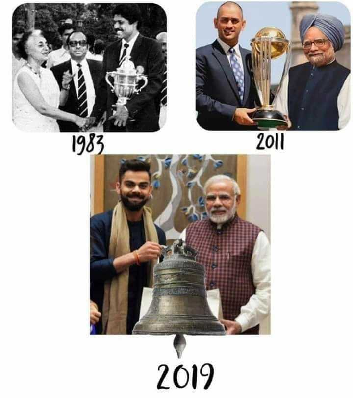 🏏icc cricket world cup 2019🏆 - 1983 2011 2019 . - ShareChat