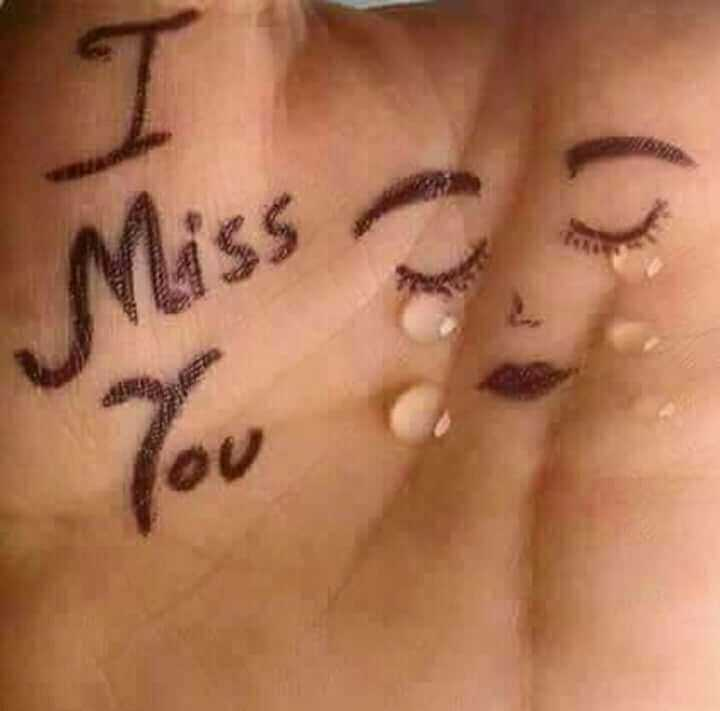 i miss u - Miss Tov - ShareChat