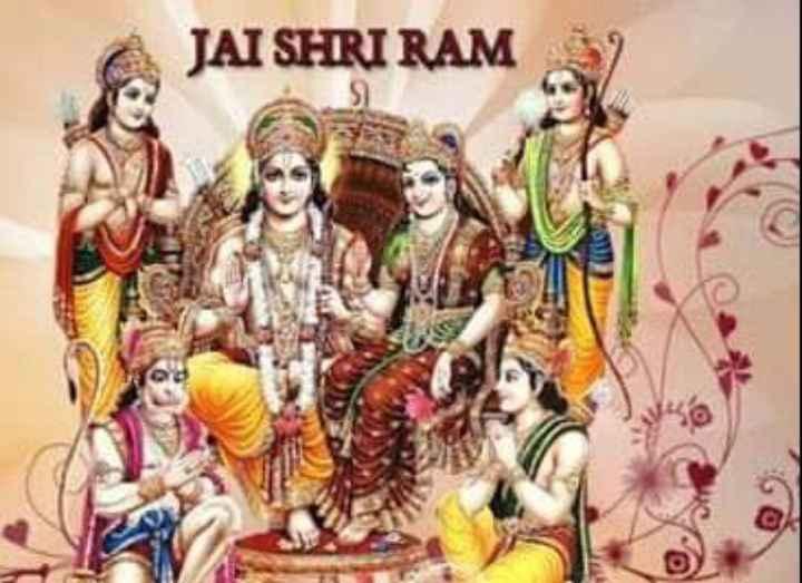 🚩jay shree ram🚩 - JAI SHRI RAM - ShareChat
