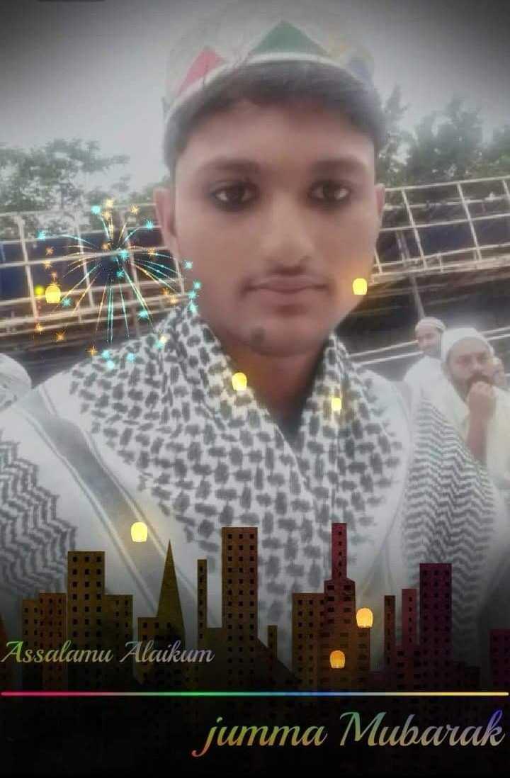jumma mubarak - Assalamu Alaikum jumma Mubarak - ShareChat