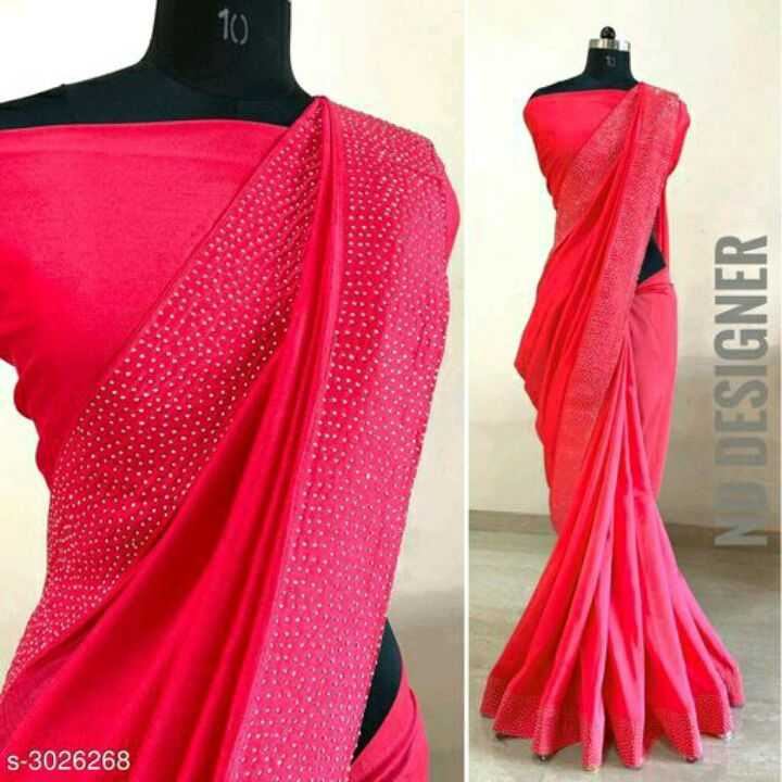 latest sarees - NDESIGNER S - 3026268 - ShareChat