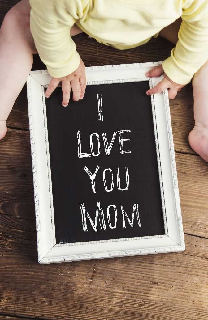 love mom😘😘😘 - . LOVE YOU MOM - ShareChat