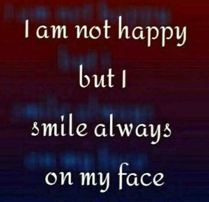 manada maathu - Tam not happy but I smile always on my face - ShareChat