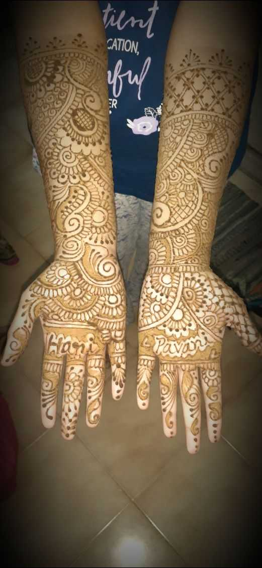 mehandi designs - 9 . tient CATION , ma 23M ) - ShareChat