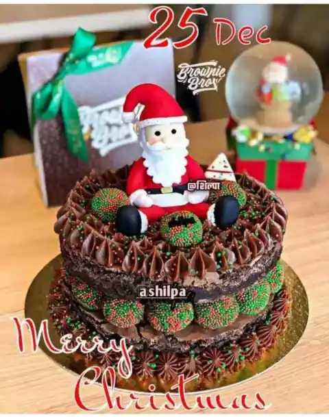 merry christmas - Des T : ल्या a shilpa Kristus - ShareChat