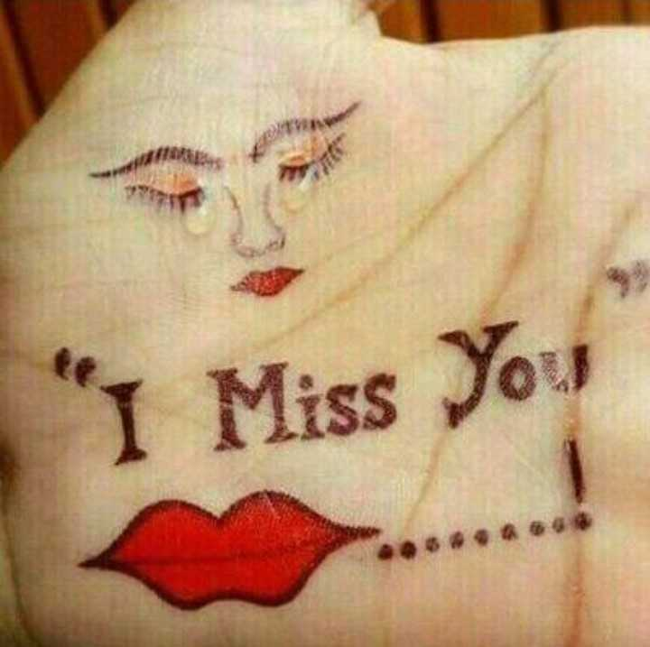 🙎👉miss😢u👉👰 - I Miss You - ShareChat