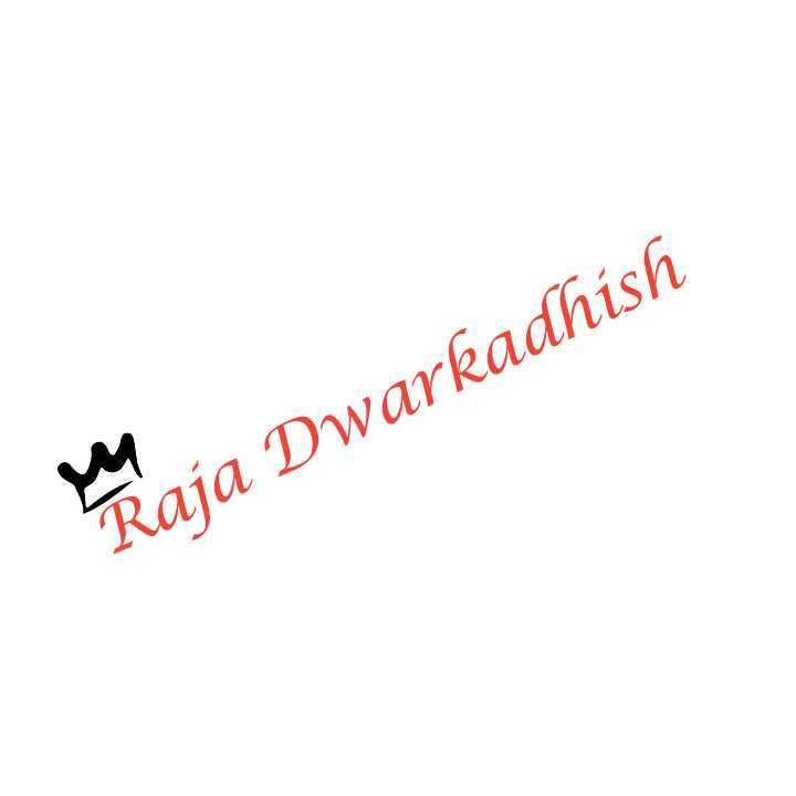 murlidhar na raj ma 😘😘😙😙 - Raja Dwarkadhish - ShareChat
