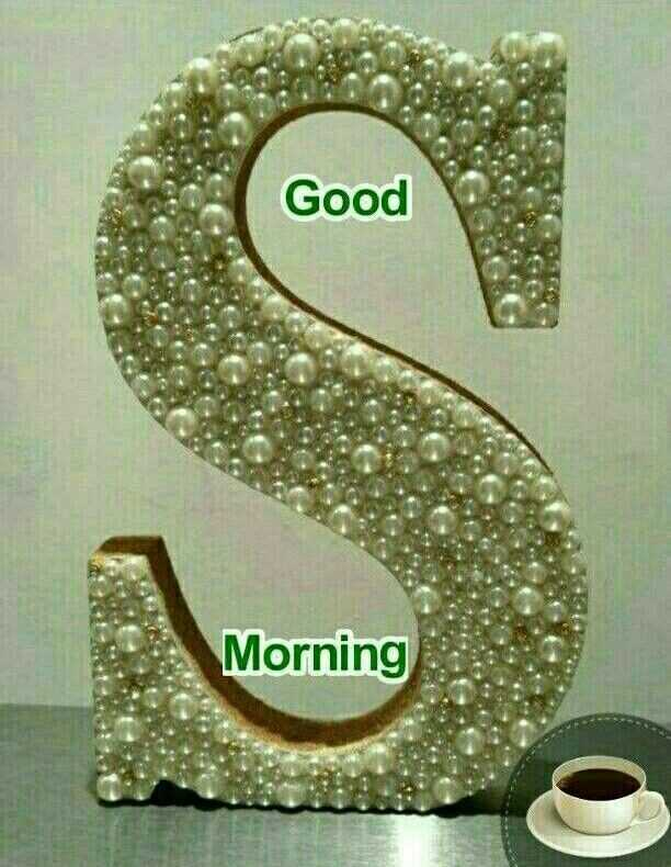 my favourate letter - Good Morning - ShareChat