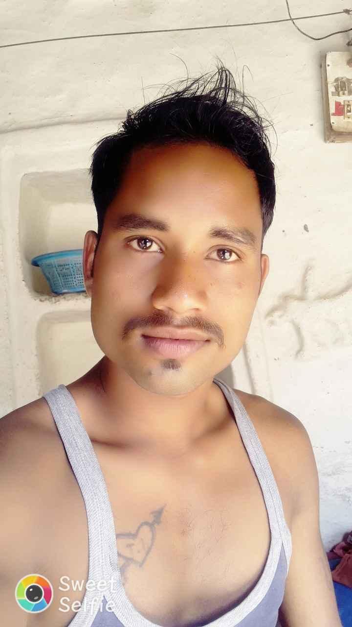 my selfie.    .... - Sweet Selfie - ShareChat
