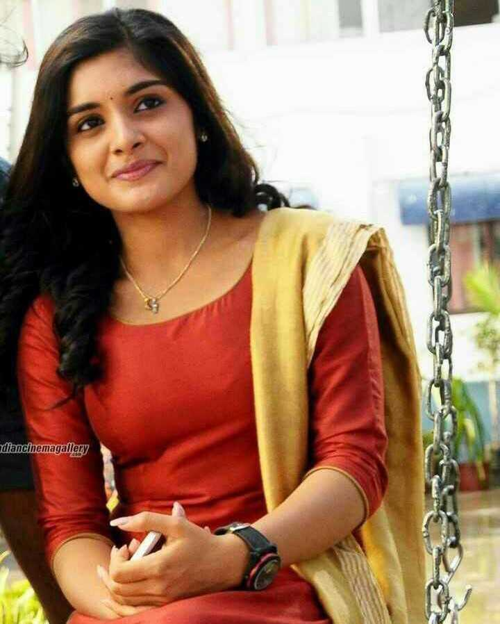 my sweety nevedha 😘 - diancinemagallery - ShareChat