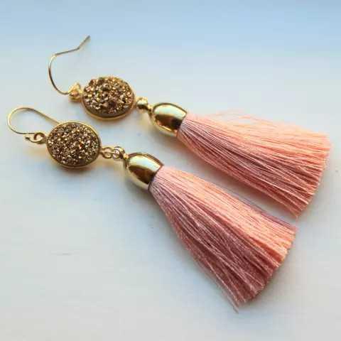 new earrings - ShareChat