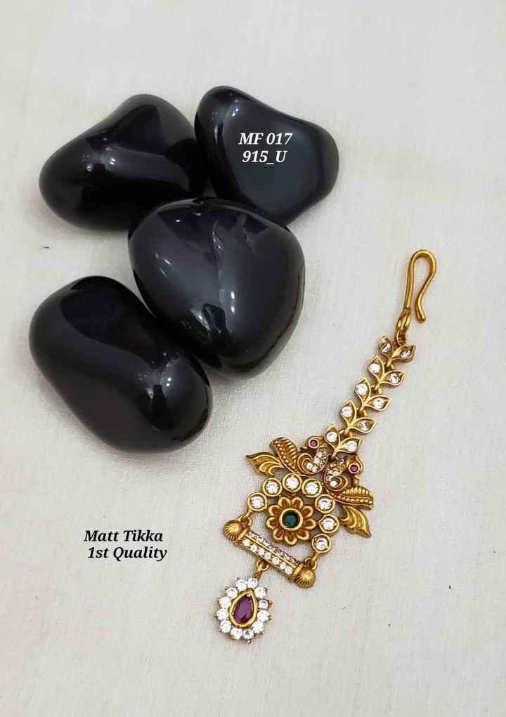 new fashion - MF 017 915 U Matt Tikka 1st Quality - ShareChat