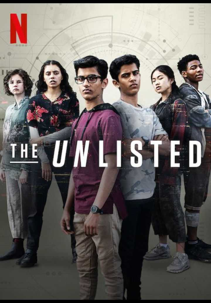 new movie - THE UNLISTED - ShareChat