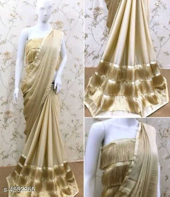 new sari - S - 4552355 - ShareChat